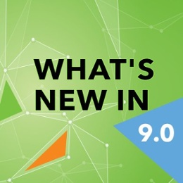 What's new in 9.0