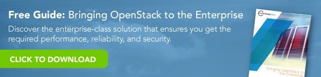 Bright OpenStack