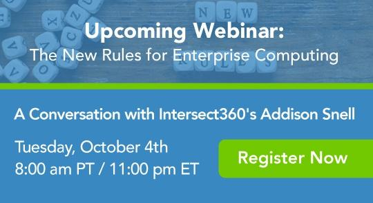 New Rules for Enterprise Computing