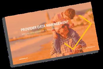 provider data management brochure