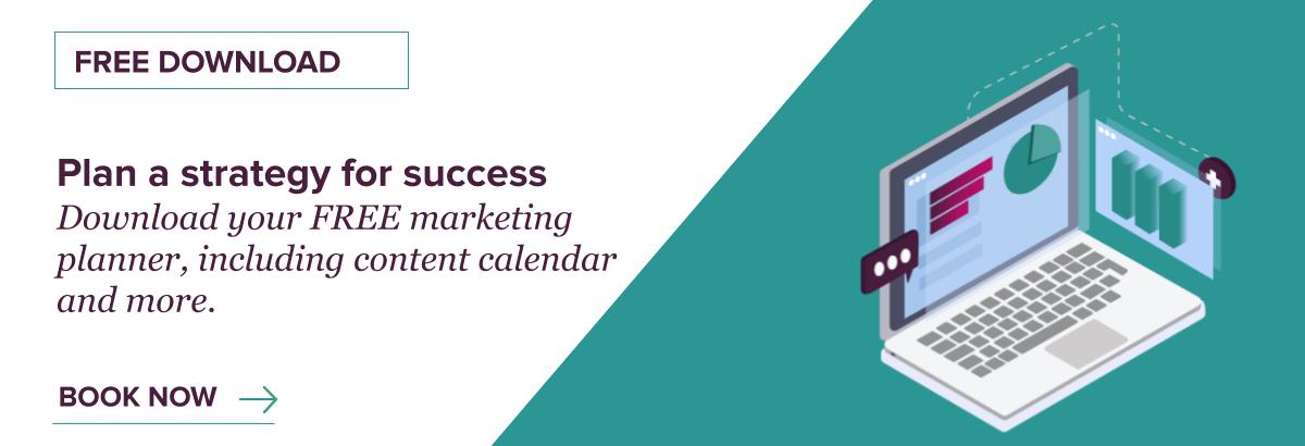 marketing planner download