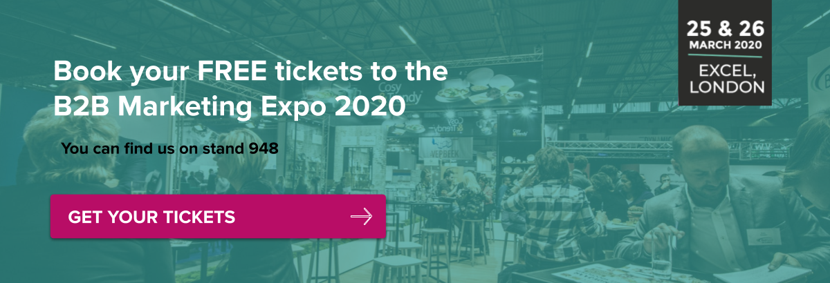 B2B Marketing Expo 2020
