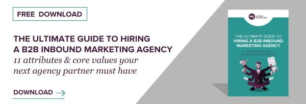 choosing b2b inbound marketing agency lgsdry