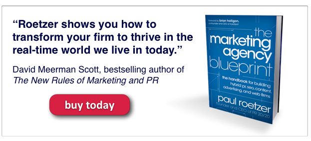 Buy The Marketing Agency Blueprint