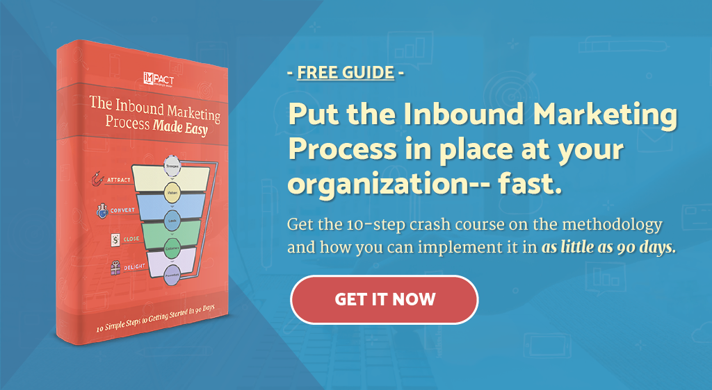 The Inbound Marketing Process Made Easy