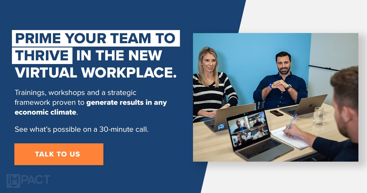 Prime your team to thrive in the new virtual workplace
