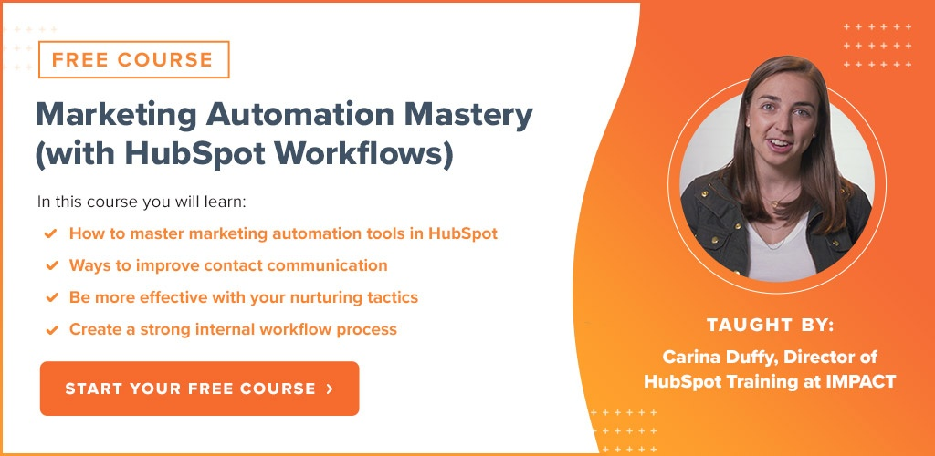Marketing Automation Mastery with HubSpot Workflows