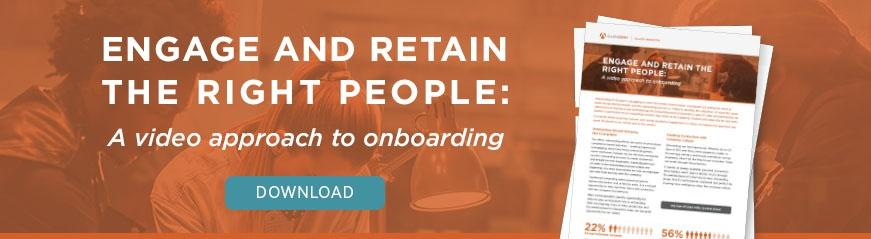Video and Onboarding Guide