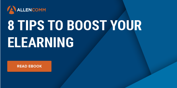 8 Tips for boosing your eLearning with performance consulting -- eBook