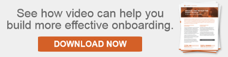 Video and Onboarding