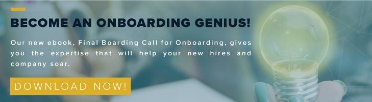 Onboarding eBook Download