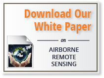 Download our whitepaper on Airborne Remote sensing