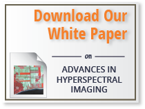 Download our whitepaper on advances in hyperspectral imaging