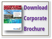 headwall corporate brochure