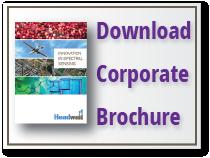 headwall corporate brochure