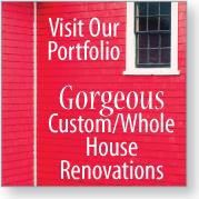 Custom Home Renovations Portfolio