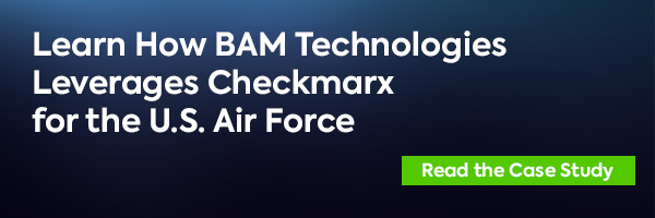 Read How BAM Technologies Leverages Checkmarx for the U.S. Air Force
