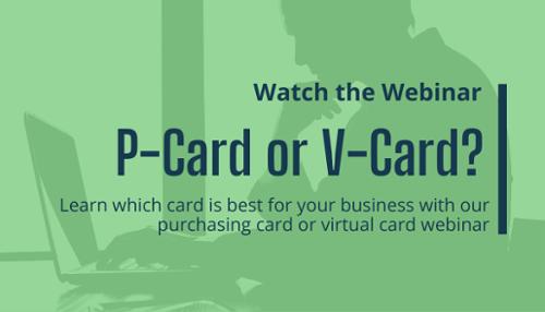 pcard vs vcard webinar