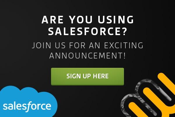 Membrain & Salesforce is a potent combination! Get Membrains powerful opportunity management capabilities without ever leaving Salesforce