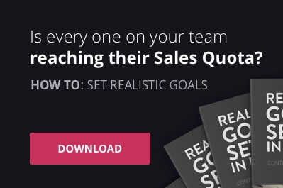 HOW TO: SET REALISTIC GOALS IN COMPLEX B2B SALES HOW TO