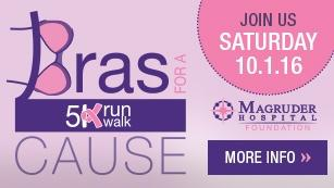 Bras for a Cause - 2016