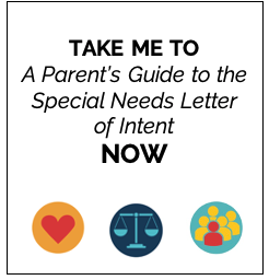 Download the Parents Guide and LOI in PDF