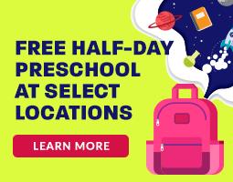 Free Half-Day Preschool