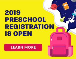 Preschool registration is now open