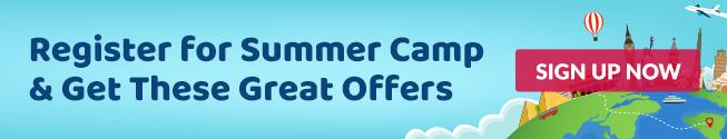 Offres de camp d'été 2020