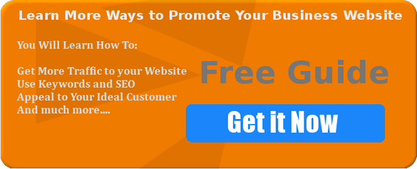 ways to promote your business website