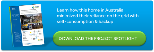 residential self consumption