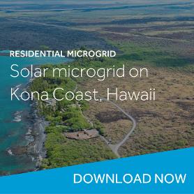 hawaii microgrid