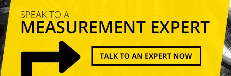 Speak to a Measurement Expert