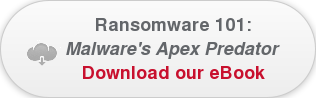 Ransomware 101:   Malware's Apex Predator  Download our eBook
