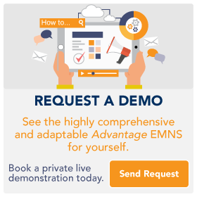 Request a private online demo of our highly comprehensive and adaptable emergency mass notification system
