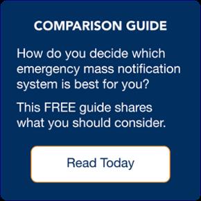 Emergency Mass Notification Comparison Guide