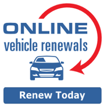 Online Vehicle Renewals