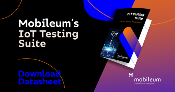 IoT Testing Datasheet