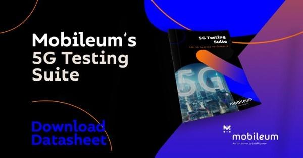 5G Testing Suite Datasheet