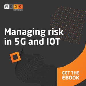 Blog | Ebook - Managing risk in 5G and IoT