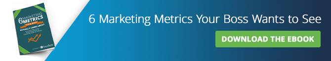 6 Marketing Metrics Your Boss Wants to See