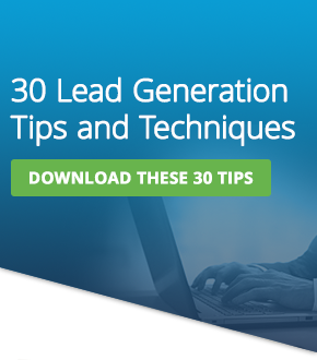 30 Lead Generation Tips and Techniques