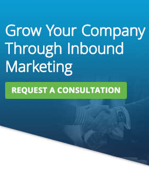 Grow Your Company Through Inbound Marketing
