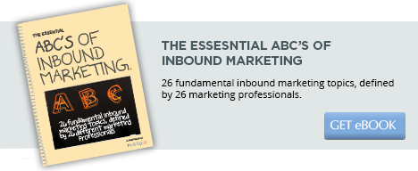 ABCs of inbound marketing