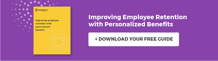 Improving Employee Retention with Personalized Benefits. Download Your Free Guide.