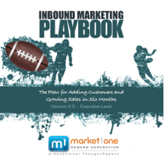 Market One Inbound Marketing Playbook