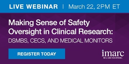 making sense of safety oversight in clinical research