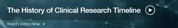 History of Clinical Research VIDEO