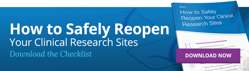 How to Safely Reopen Your Clinical Research Sites