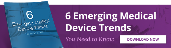 6 emerging medical device trends